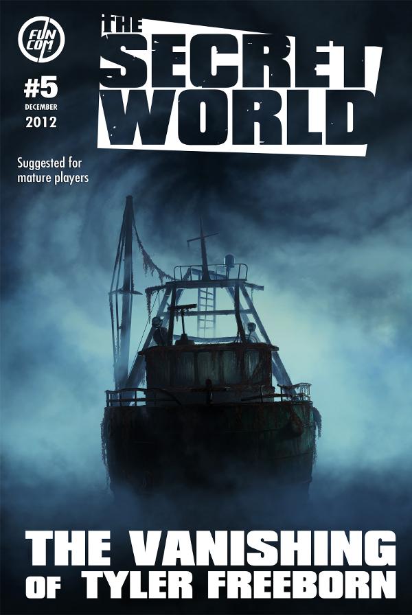 The Secret World - Issue #5